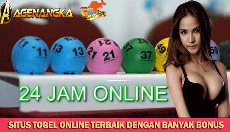 Agen Taruhan Togel Online