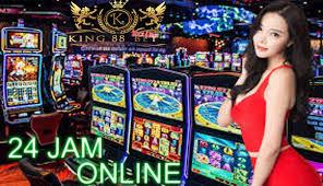 Mesin Slot Taruhan Online dengan banyak bonus